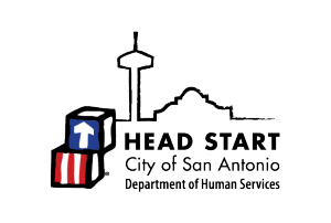 City of San Antonio Head Start Department of Human Services Logo
