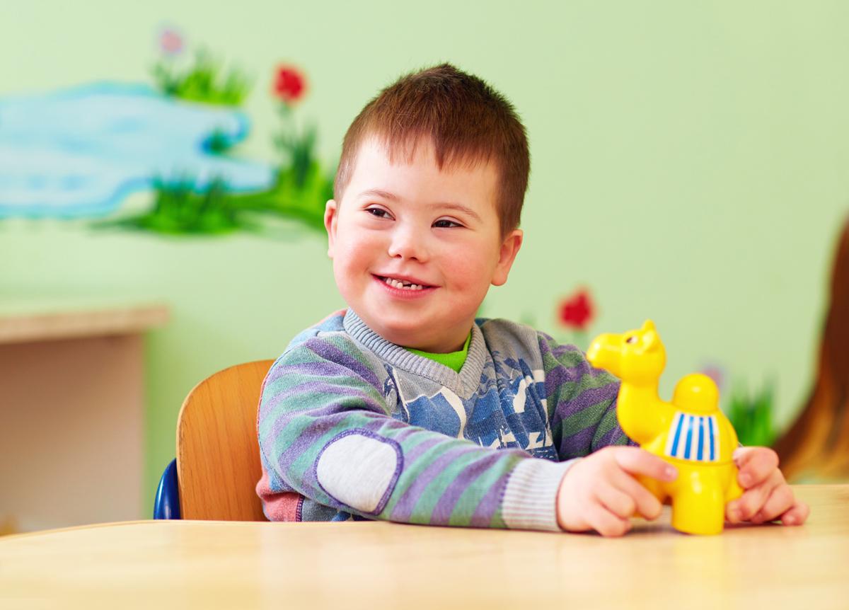 City of San Antonio Head Start - Disabled Child