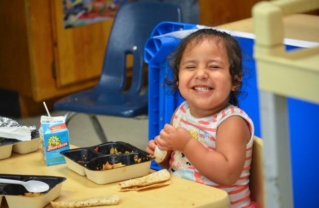 City of San Antonio Head Start - Child